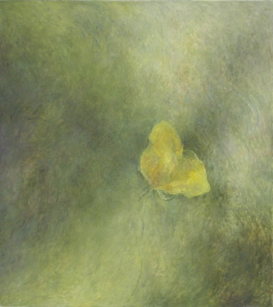 Oilpainting 81 × 73 cm
