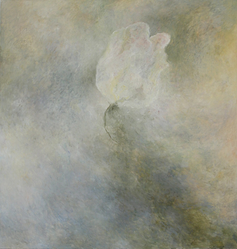 Oilpainting 89 × 85 cm