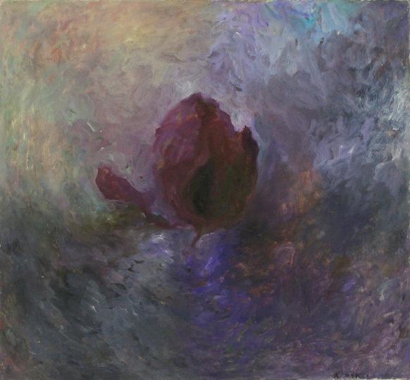 Oilpainting 41 × 38 cm
