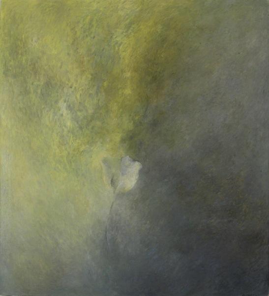 Oilpainting 89 × 81 cm